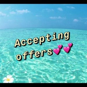 Accessories - All offers welcome 🌸